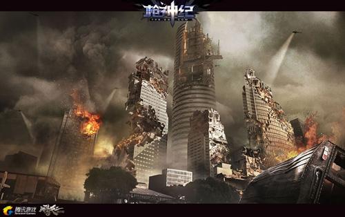 巨人事件悬念揭晓  《枪神纪》将发布巨人模式
