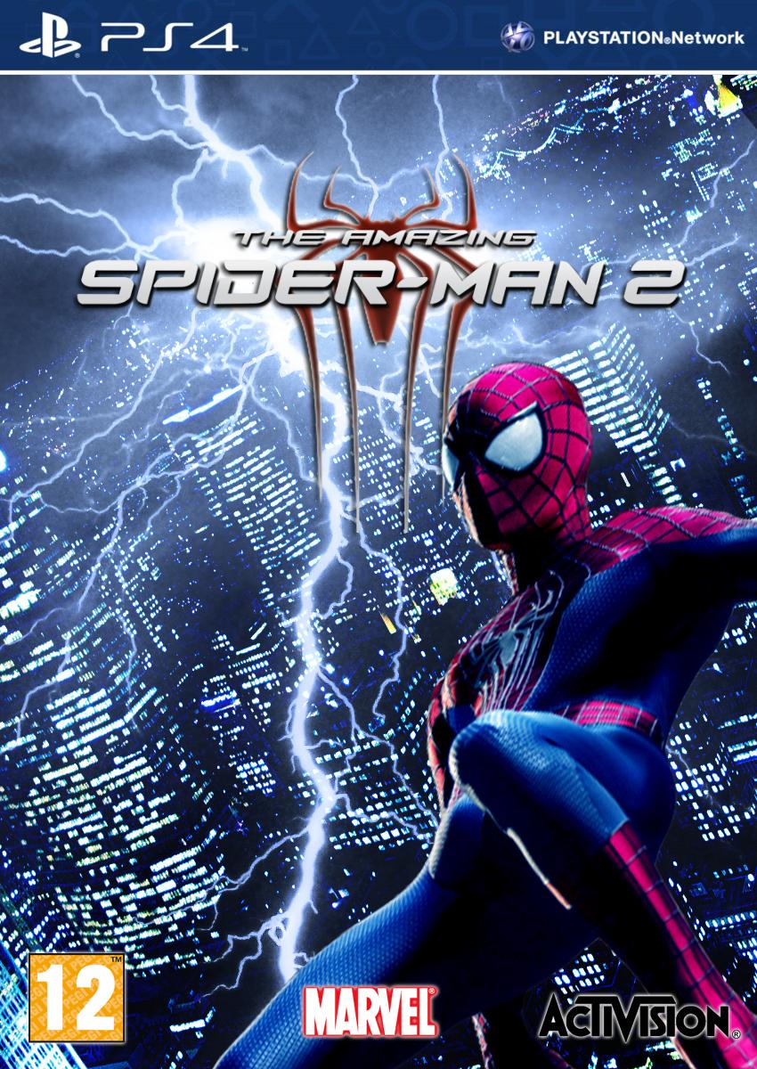 2 ps4 xboxone - Jeux de spiderman 7 ...