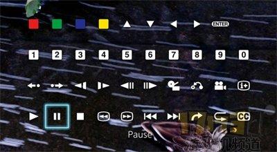 PS4使用指南 视频影像/电视 播放视频的基本操作