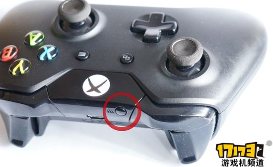 Xbox One手柄如何与主机配对同步信号