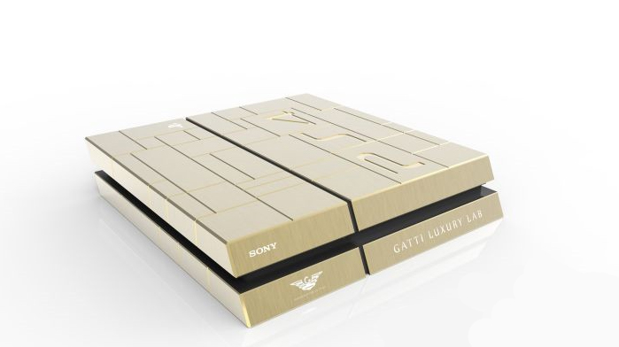 阿联酋推出玫瑰金PS4和XBox1 土豪的世界真美好