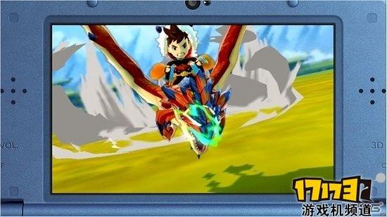 《怪物猎人物语》广告视频公开 展示游戏要素