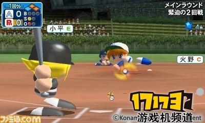 TGS2016《实况力量棒球英雄》12月发售确定
