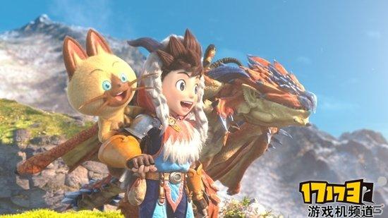 《怪物猎人物语》开场动画公布 即将发售!