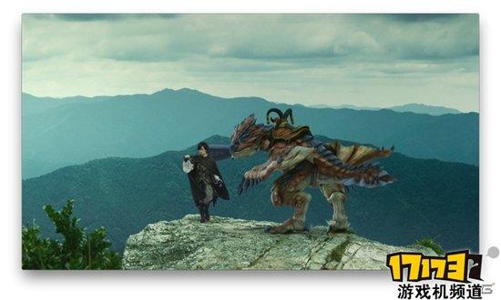 《怪物猎人物语》真人电视广告 DAIGO出演