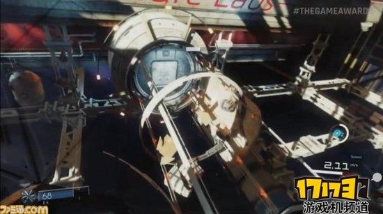 《掠食》TGA2016最新宣传片公开 宇宙FPS
