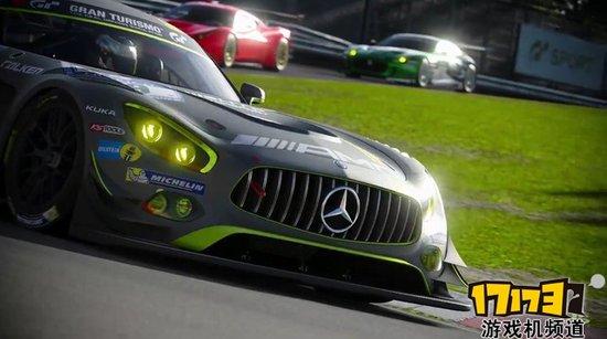PSX2016:《GT Sport》全新预告 将支持VR