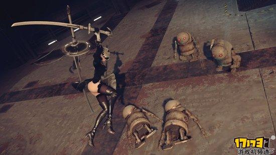 《尼尔 机械部队》将有试玩版 12月底上线