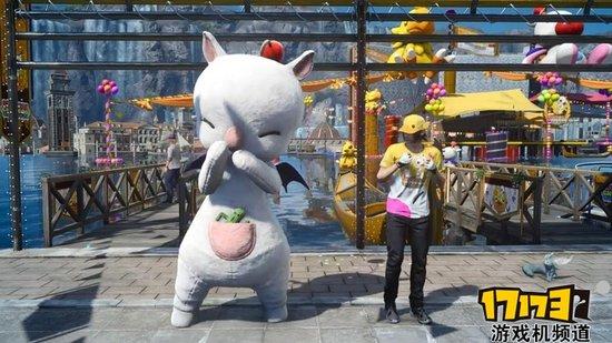 《最终幻想15》莫古陆行鸟狂欢节宣传视频