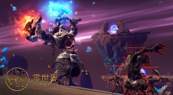 """《零世界》大型资料片""""征战天下"""" 1月8日马上开战!"""
