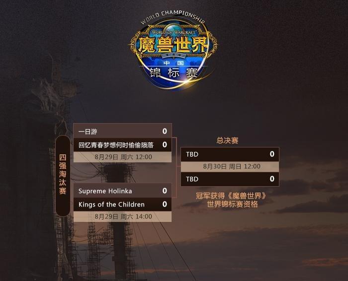 《魔兽世界》竞技场中国锦标赛周末激情开战