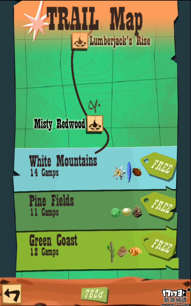 新游频道 边境之旅 边境之旅评测    游戏中仅有的一个终极目标就是