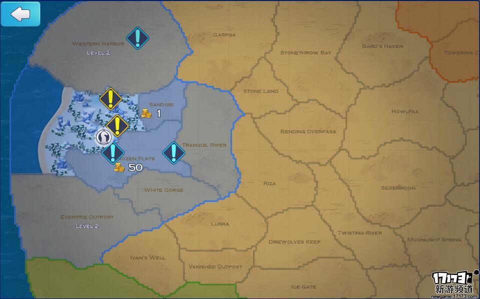 于家园二区社区地图