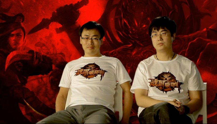 《战国破坏神》制作人:最纯正暗黑玩法  PK无差别爆装